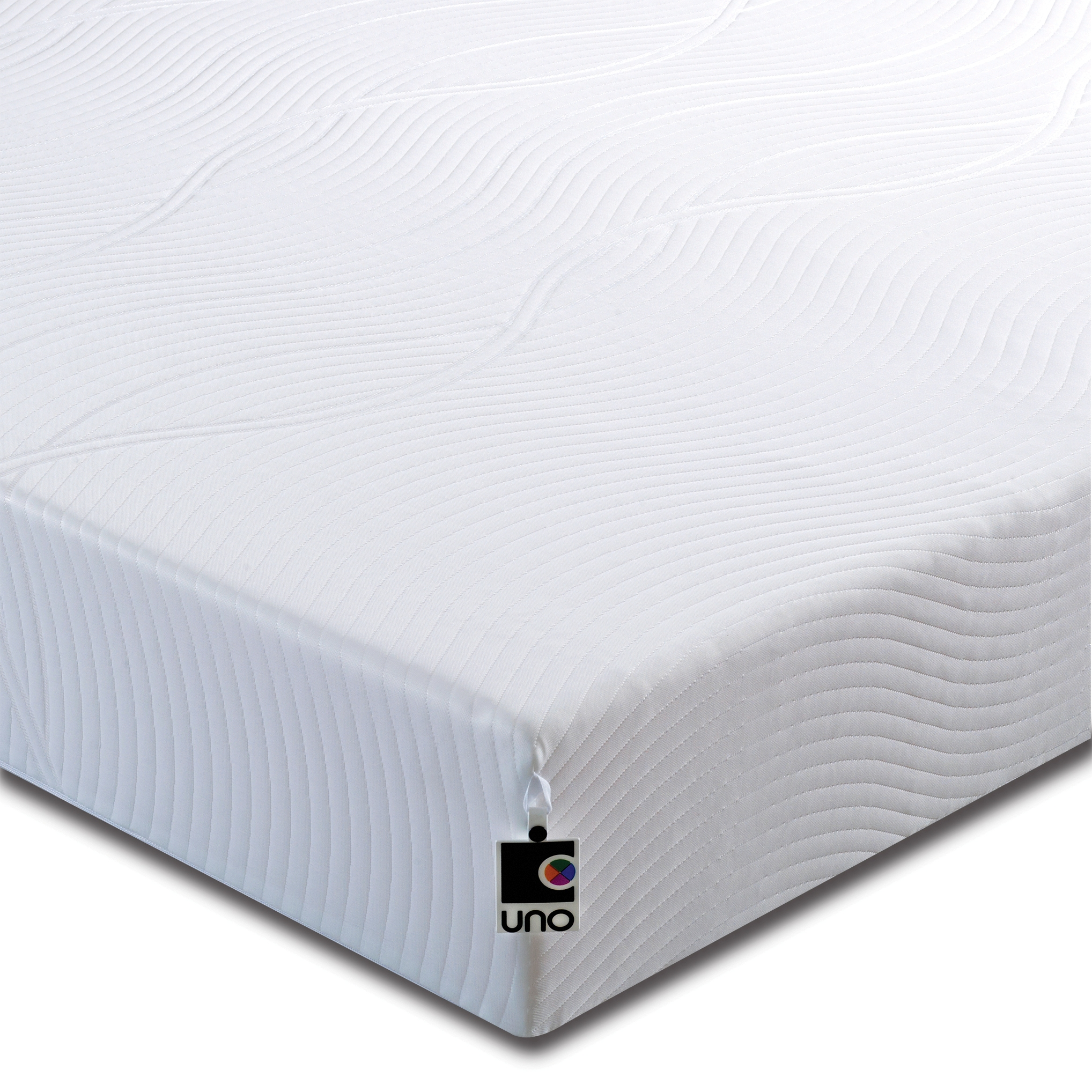 Uno single memory foam mattress